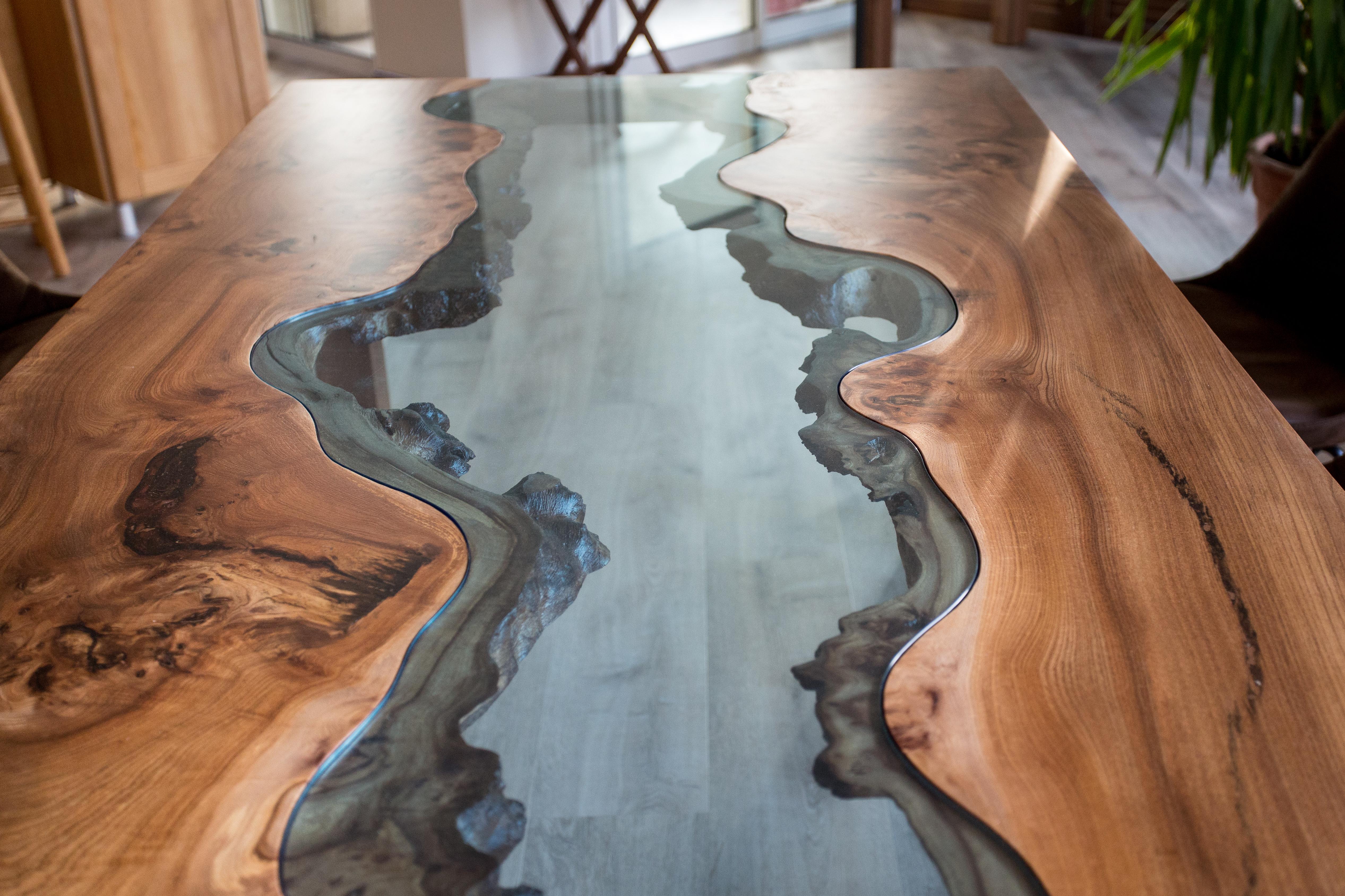 Effet Rivière, precision art du mobilier