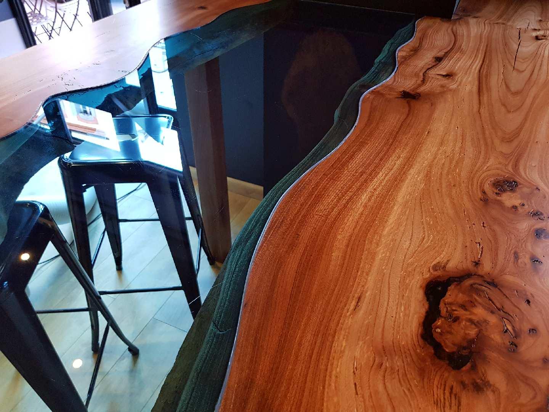 La table mange-debout : Garonne