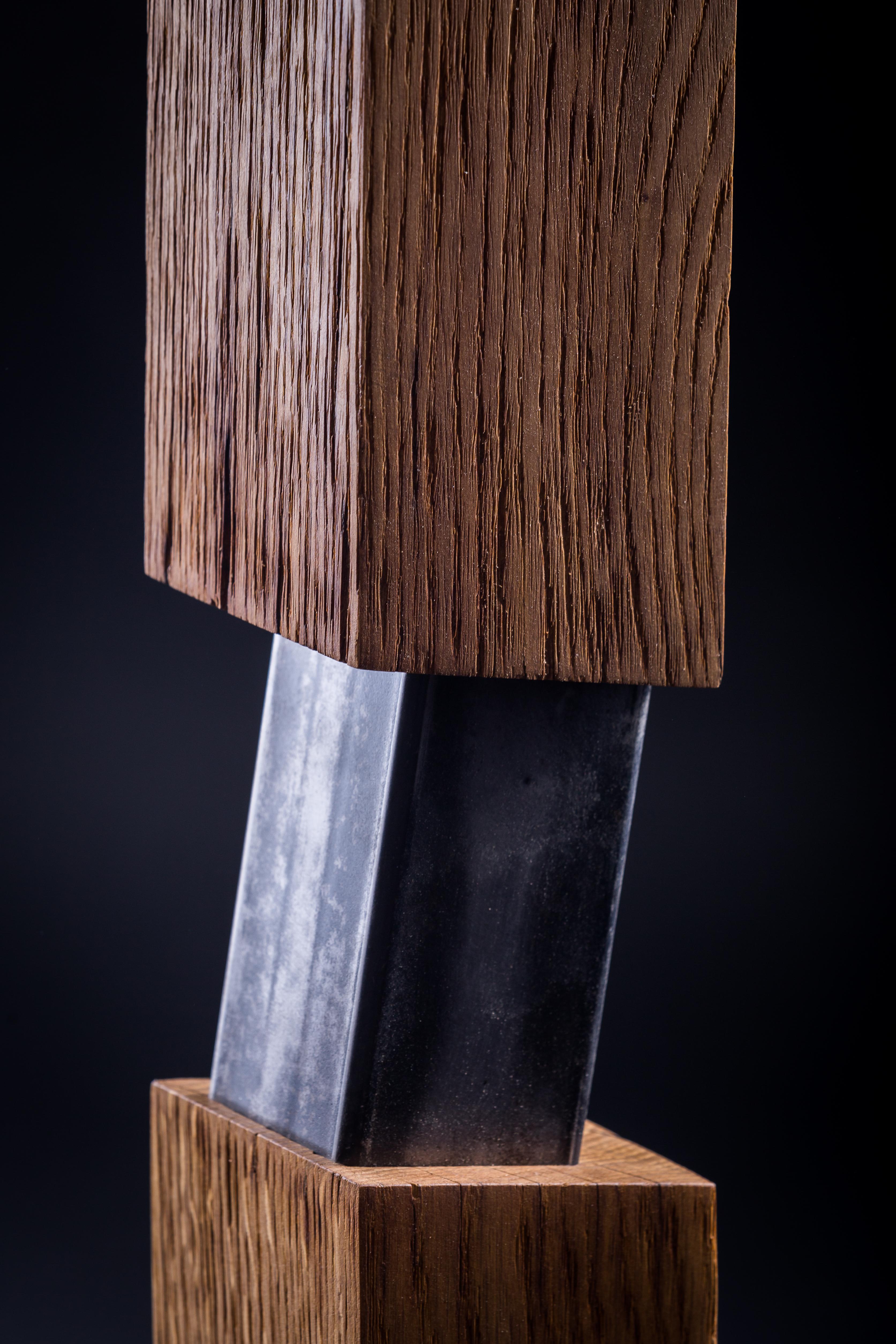 Sculpture Équilibre